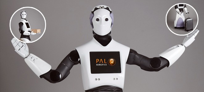 Robot waiter arrives in Abu Dhabi
