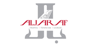 Logo of Al Jaraf Travel and Tourism, Abu Dhabi, United Arab Emirates (UAE)